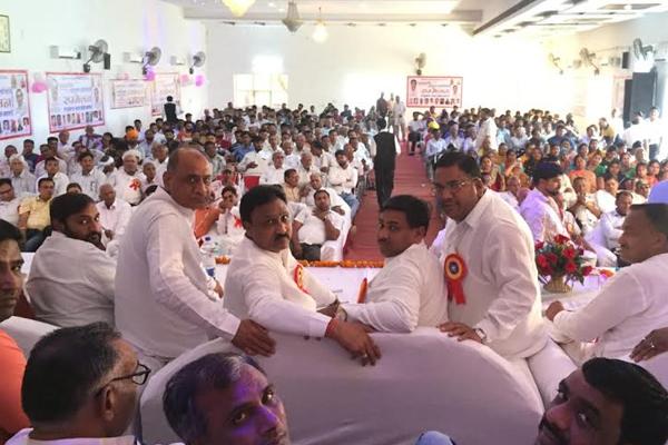 राजनीतिक पार्टियां अग्रवाल समाज को हल्के में ना ले : बजरंग गर्ग
