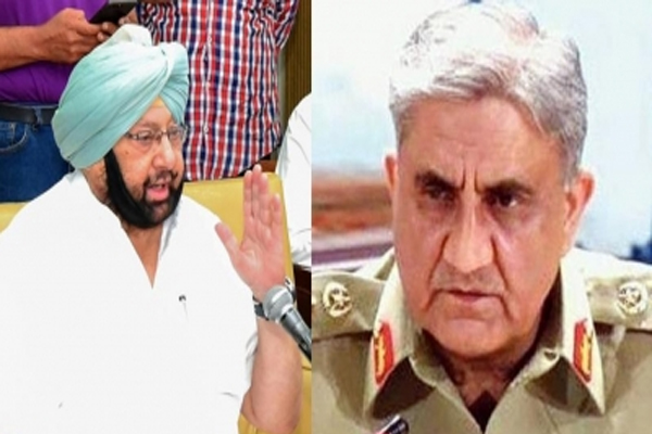 Punjab CM told Bajwa, Control ISI before talking of stability - Punjab-Chandigarh News in Hindi