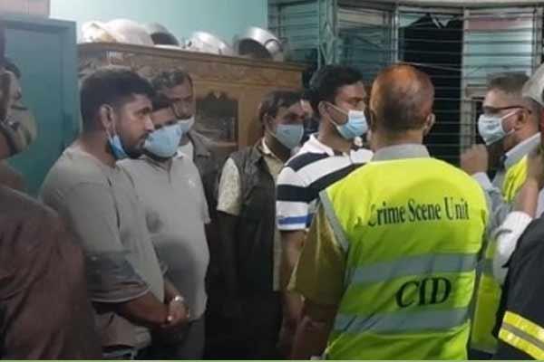 Bangladesh: Explosion at Mayor residence, 20 injured - World News in Hindi