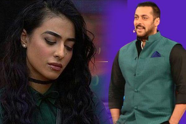 when Salman Khan calls Bani a sweetheart - Television News in Hindi