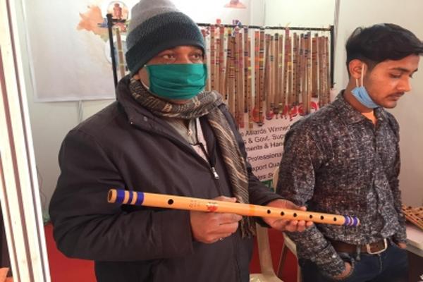 Hunerhot flute shadow. - Lucknow News in Hindi