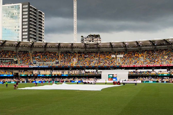 4th Test: India 62/2 at stumps after rain washes out 3rd session - Cricket News in Hindi