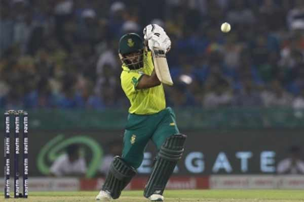 Bavuma out of T20 series against Pakistan - Cricket News in Hindi