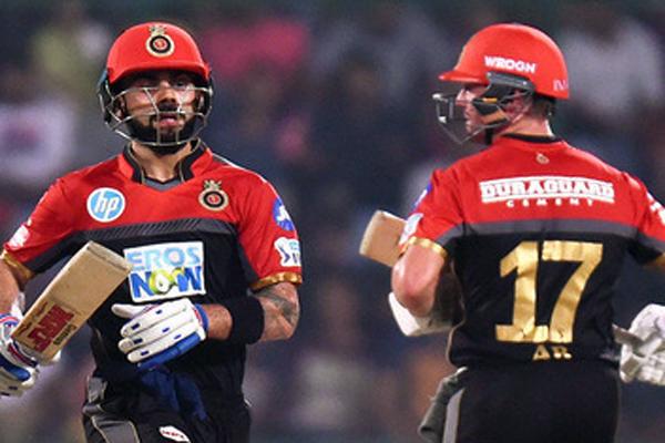 IPL 11 : Delhi lose from century partnership of De Villiers-Kohli - Delhi News in Hindi