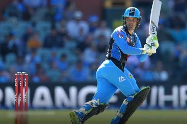 BBL-10: Alex Carrie joins Adelaide Strikers - Cricket News in Hindi