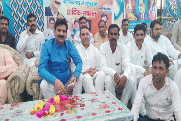 Equal opportunity to move forward in the state - Krishna Kumar Bedi - Kaithal News in Hindi