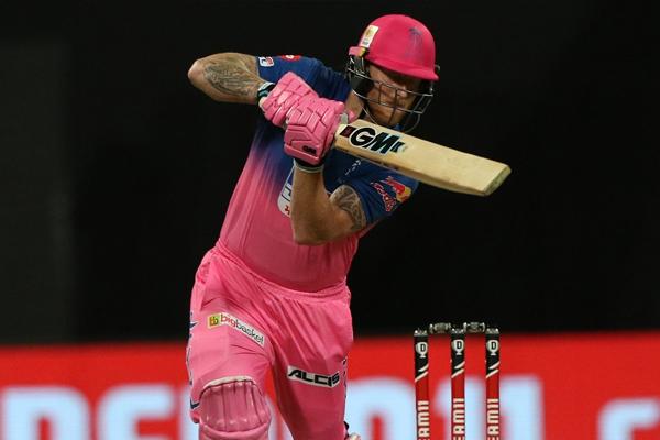 IPL-13 : अहम समय पर चला स्टोक्स का बल्ला, सैमसन भी फॉर्म में लौटे