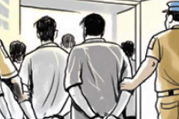 Betting worth lakhs of rupees caught in Jaipur hotel, 9 arrested - Jaipur News in Hindi