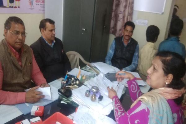 Bharatpur: Four innocent children were rescued - Bharatpur News in Hindi
