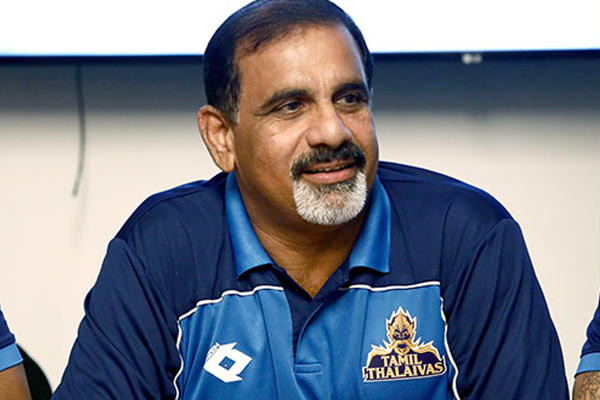 Tamil Thalaivas coach Bhaskaran Edachery resigns - Sports News in Hindi