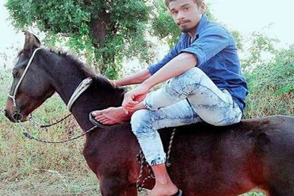 Dalit man killed in Gujarat for keeping a horse - Bhavnagar News in Hindi