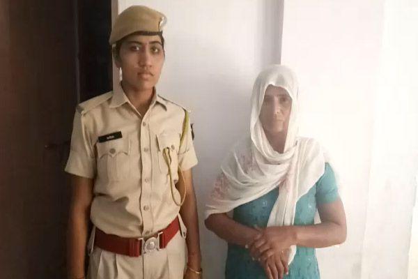 पुलिस ने गज्जू की तलाश की तेज, मां को किया गिरफ्तार