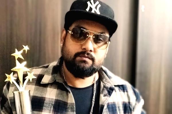 Bhojpuri rapper Hiteshwar gets Green Cinema Award for Best Rapper - Patna News in Hindi
