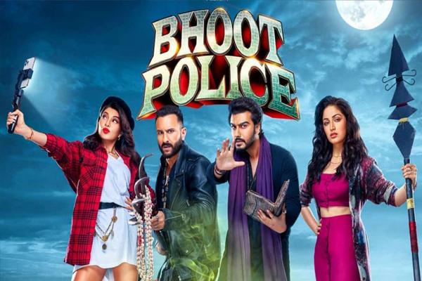 Bhoot Police director calls Saif-Arjun formidable pair - Bollywood News in Hindi
