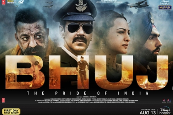 Bhuj: The Pride of India director Abhishek Dhudhaiya gives an insight into film research - Bollywood News in Hindi
