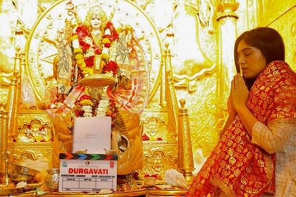 Bhumi on solo-starrer Durgavati: Exciting to helm a film - Bollywood News in Hindi