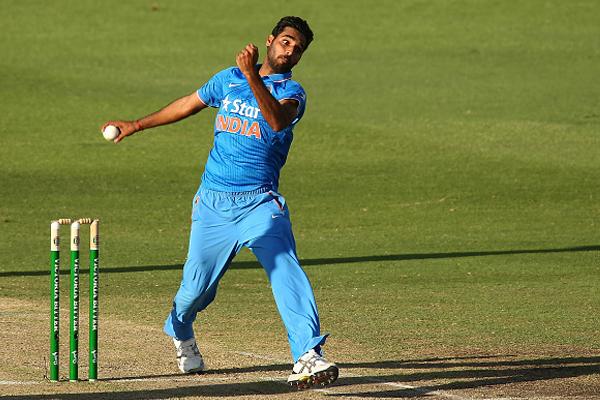 Shami, Bumrah and My Role Ahem: Bhubaneswar Kumar - Cricket News in Hindi