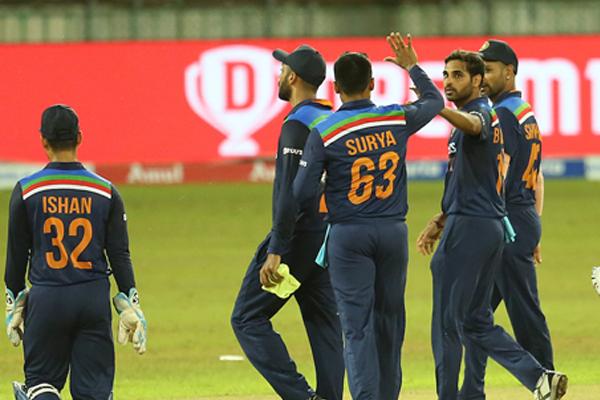 1st T20I: India beat Sri Lanka by 38 runs - Cricket News in Hindi