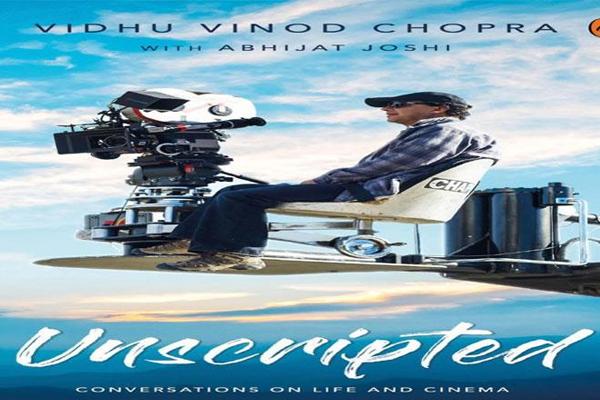 Big B also praised Vidhu Vinod Chopra book Unscripted - Bollywood News in Hindi