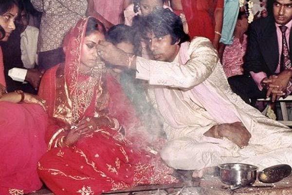 Big B-Jaya 47th wedding anniversary today - Bollywood News in Hindi
