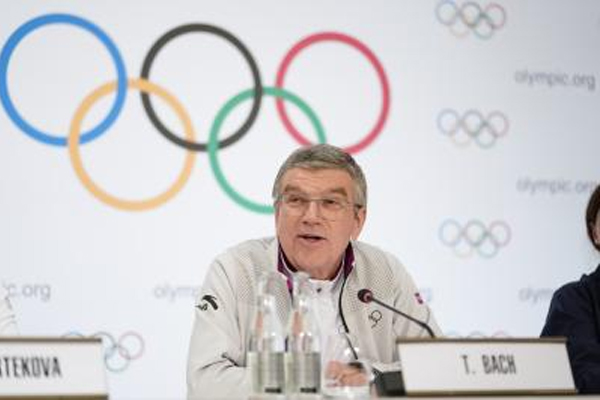 Big number of participants at Olympics will be vaccinated: Bach - Sports News in Hindi