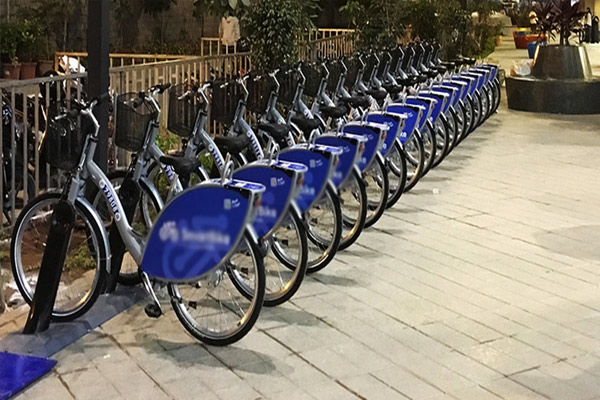 Noida: E-cycle facility to start soon, booking will be like cab - Noida News in Hindi