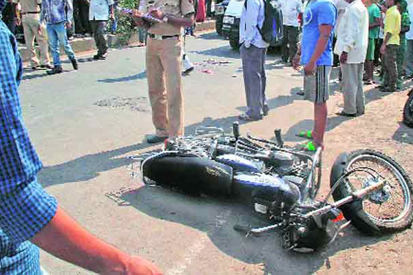 The soldier stopped, the bike, a murder case, filed a case - Jaipur News in Hindi