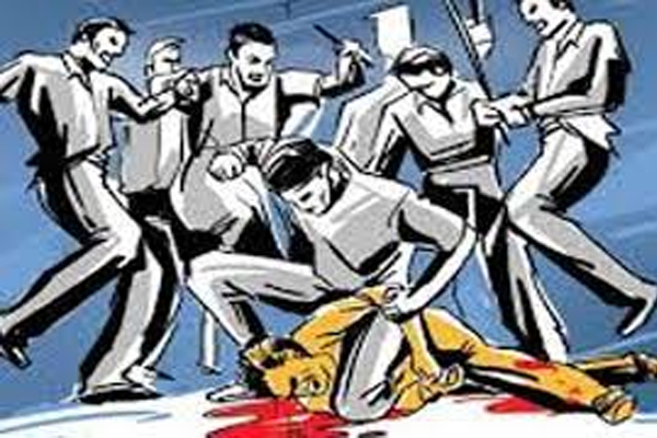 Bike riding miscreants kidnap young man in Jaipur, beat him up and snatched cash mobile - Jaipur News in Hindi