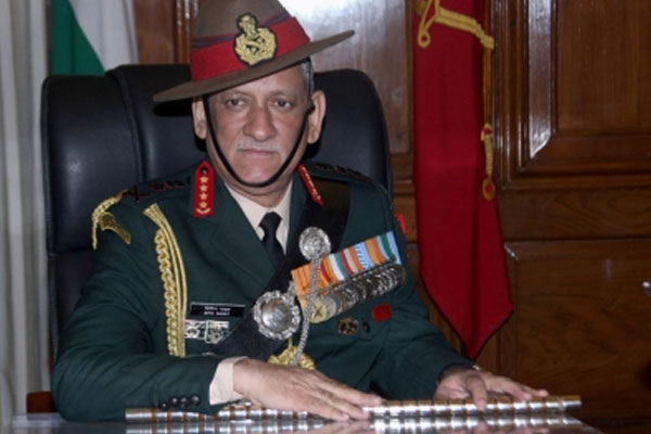China can do cyber attack, India ready to compete: General Bipin Rawat - India News in Hindi