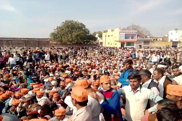 bjp leader yogi adityanath address a rally in hatras on thursady - Hathras News in Hindi