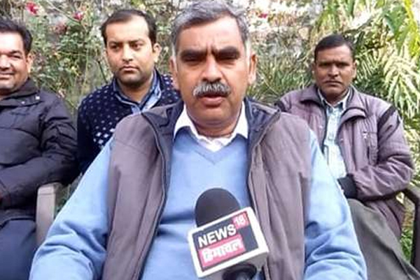 All the wrong decisions of the BJP will be bitterly opposed : Sanjay Ratan - Dharamshala News in Hindi