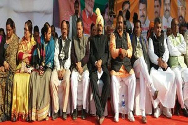 BJP attempt to entice the OBCs - Agra News in Hindi