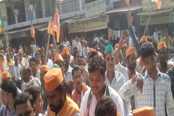 Uttar Pradesh:  Nomination for the first leg today is the last day - Lucknow News in Hindi