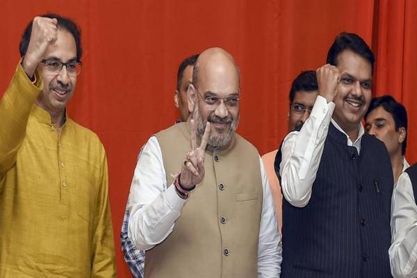 BJP using Pulwama attack for electoral gains: Shiv Sena - India News in Hindi