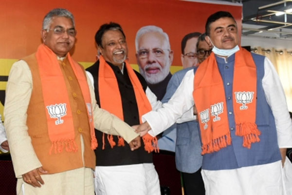 West Bengal Assembly Election - 57 people including Suvendu Adhikari got ticket from BJP - Delhi News in Hindi