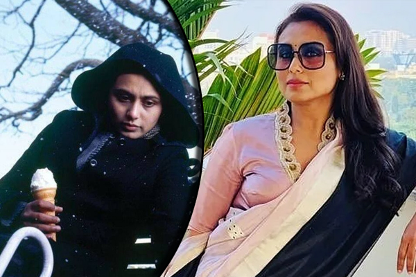 Rani Mukerji: Understood value of human life through Black - Bollywood News in Hindi