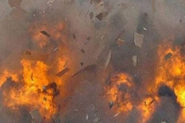 Three die in gas cylinder blast in TN - Chennai News in Hindi