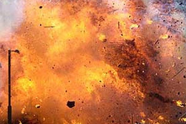Two killed, 12 hurt in blast at Ludhiana iron furnace unit - Ludhiana News in Hindi