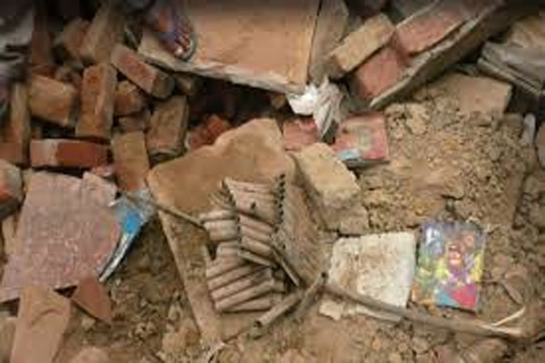 Fire breaks in firecracker in Sangrur, 5 dead - Sangrur News in Hindi