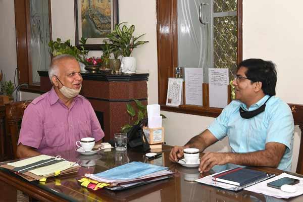 राजस्थान रियल एस्टेट डवलपमेंट एंड कन्स्ट्रक्शन कॉरपोरेशन लिमिटेड की बोर्ड बैठक