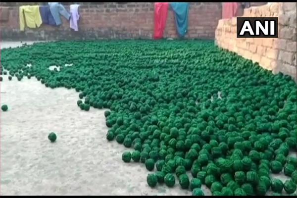 मेरठ में अवैध रूप से पटाखे बनाने का भंडाफोड़, 6 मजदूर गिरफ्तार