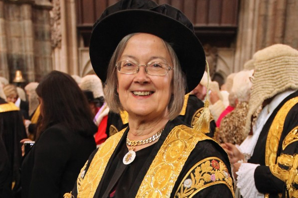 Brenda Hale appointed as UK supreme court first female president - World News in Hindi
