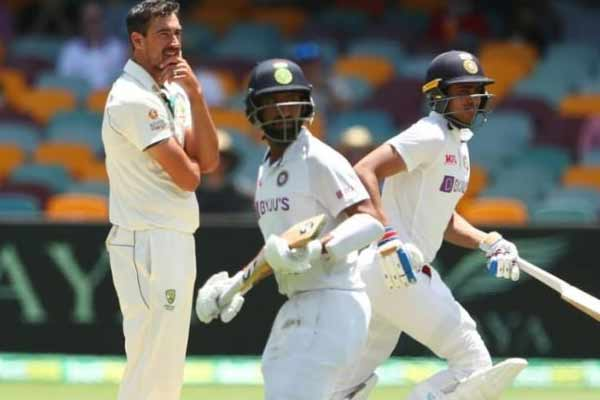 Brisbane Test: Brave youth crowned India victory - Cricket News in Hindi