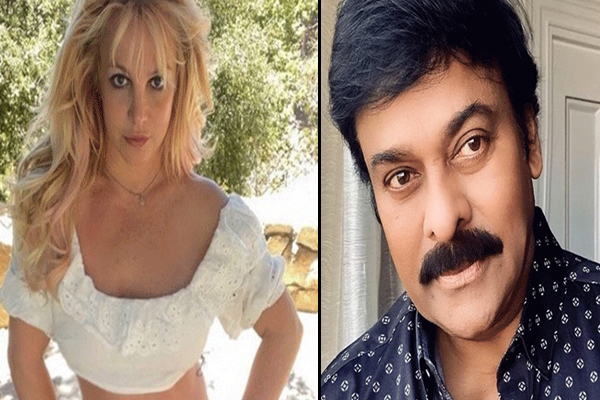Britney Spears to croon for Chiranjeevi Godfather? - Bollywood News in Hindi