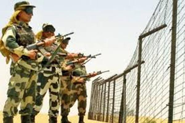 श्रीगंगानगर में घुसपैठिए को बीएसएफ ने किया ढेर
