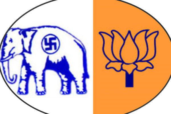 former BSP MLA and many activists joins BJP - Lucknow News in Hindi