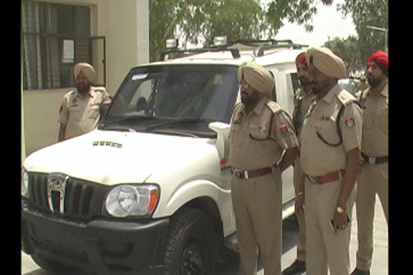 No longer will the fear, the police will roam freely, found bullet-proof jeep and tractor - Fazilka News in Hindi