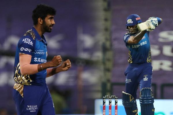 Bumrah, Yadav shine in MI 5-wkt win over RCB - Cricket News in Hindi
