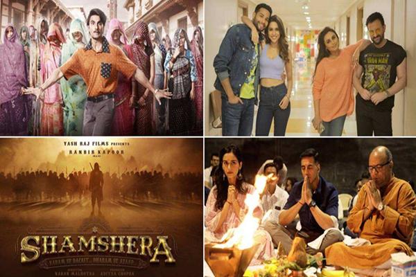 'बंटी और बबली 2', 'पृथ्वीराज', 'जयेशभाई जोरदार', 'शमशेरा' की सामने आई रिलीज डेट