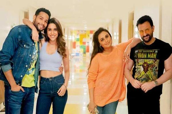 Bunty Aur Babli 2 cast wraps up dubbing - Bollywood News in Hindi